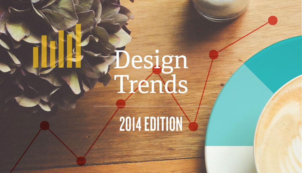 Главные тренды дизайна 2014 годв